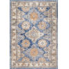 This item: Vintage Deloris Faded Blue Rectangular: 6 Ft. 7 In. x 9 Ft. Rug