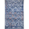 This item: Missy Moroccan Blue Rectangular: 6 Ft. 7 In. x 9 Ft. Rug