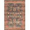 This item: Persian Jenni Blue Rectangular: 5 Ft. x 7 Ft. 5 In. Rug