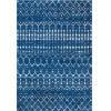 This item: Moroccan Blythe Blue Rectangular: 4 Ft. x 6 Ft. Rug
