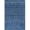 This item: Moroccan Blythe Dark Blue Rectangular: 5 Ft. x 7 Ft. 5 In. Rug