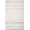 This item: Nova Stripes Gray Rectangular: 5 Ft. x 7 Ft. 5 In. Rug