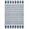 This item: Shaina Tribal Blue Rectangular: 5 Ft. x 7 Ft. 5 In. Rug