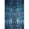 This item: Vintage Drew Blue Rectangular: 9 Ft. x 12 Ft. Rug