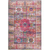 This item: Anna Medallion Pink Rectangular: 5 Ft. x 7 Ft. 5 In. Rug