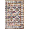 This item: Joseline Faded Tribal Multicolor Rectangular: 4 Ft. x 6 Ft. Rug