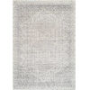 This item: Vintage Exie Light Gray Rectangular: 4 Ft. x 6 Ft. Rug