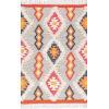 This item: Miranda Aztec Multicolor Rectangular: 5 Ft. x 8 Ft. Rug