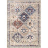This item: Vintage Ally Faded Ivory Rectangular: 5 Ft. x 8 Ft. Rug