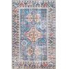 This item: Arlene Blue Runner: 2 Ft. 8 In. x 6 Ft.