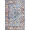 This item: Maggie Blue Rectangular: 5 Ft. x 8 Ft. Rug