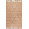 This item: Arienne Jute Natural Rectangular: 7 Ft. 6 In. x 9 Ft. 6 In. Rug
