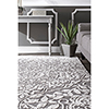This item: Lianne Grey Runner: 2 Ft. 6 In. x 8 Ft. Rug