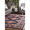 This item: Navy Handmade Artie Bohemian Rectangular: 5 Ft. x 8 Ft.