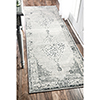 This item: Light Grey Vintage Sherrell Runner: 2 Ft. 6 In. x 12 Ft.