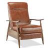 This item: Solaris Caramel Push Back Reclining Chair