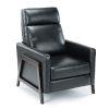 This item: Maxton Black Push Back Recliner