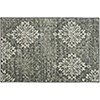 This item: Euphoria Castor Gray Rectangular: 2 Ft. x 3 Ft. Rug