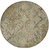 This item: Touchstone Willow Gray Round: 8 Ft. x 8 Ft. Rug