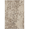 This item: Cosmopolitan Nirvana Smokey Gray Antique White Rectangular: 2 Ft. x 3 Ft. Rug