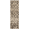 This item: Cosmopolitan Quartz Linen Antique White Rectangular: 5 Ft. 3 In. x 7 Ft. 10 In. Rug
