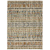 This item: Elements Calliope Multicolor Oyster Rectangular: 9 Ft. 6 In. x 12 Ft. 11 In. Rug