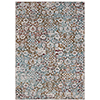 This item: Cosmopolitan Camberwell Multicolor Antique White Rectangular: 5 Ft. 3 In. x 7 Ft. 10 In. Rug