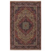 This item: Original Multi-Colored Rectangular: 5 Ft. 9 x 9 Ft. Rug