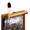 This item: Polished Brass Cordless LED Remote Control Picture Light