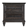 This item: Calistoga Nightstand in Weathered Charcoal