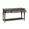This item: Lancaster Dove Tail Grey Sofa Table