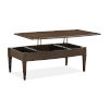 This item: Wilton Mocha Lift Top Cocktail Table