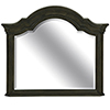 This item: Bellamy Traditional Peppercorn Shaped Mirror