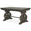 This item: Bellamy Writing Desk in Weathered Peppercorn