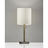 This item: Liam Antique Brass One-Light Table Lamp