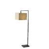 This item: Richard Black One-Light Floor Lamp