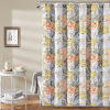 This item: Sydney Multicolor 72 x 72 In. Single Shower Curtain