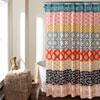 This item: Bohemian Stripe 72 x 72-Inch Shower Curtain