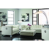 This item: Silver Low Profile Tufted Chair