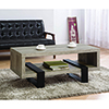 This item: Grey Driftwood Open Shelf Coffee Table