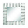 This item: Silver Accents Square Wall Mirror
