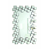 This item: Accents Frameless Wall Mirror