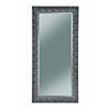 This item: Black Accent Mirror with Colored Mosaic Frame