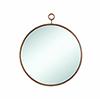 This item: Gold Accents Circular Mirror