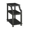 This item: Chairside Black End Table