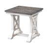 This item: Bar Harbor II Harbor Cream End Table