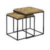This item: Boardwalk Brown Accent Table