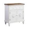 This item: Ocean Treasures White Cabinet