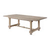 This item: Barrister Distressed Dining Table