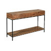 This item: Springdale Natural Finish Console Table